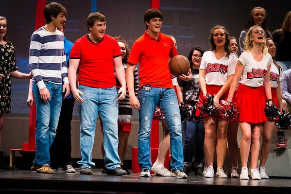 High School Musical March 5, 2016