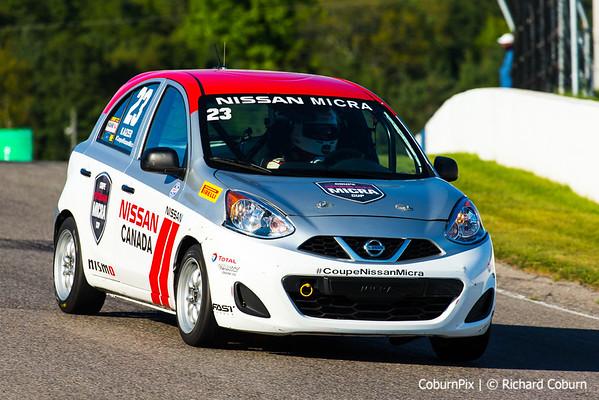 2016 Nissan Micra Cup - CTMP