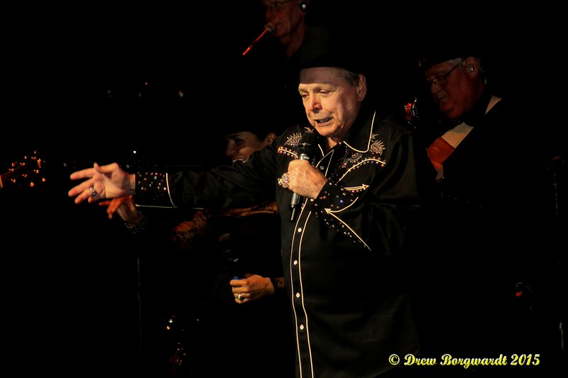 Mickey Gilley at Shoctor Theatre 185