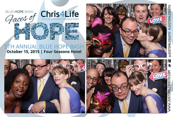 Chris4Life Colon Cancer Foundation's Blue Hope Bash