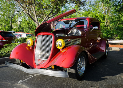 Blood Sweat and Gears Classic Car Cruise