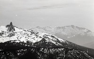 An Whistler Peak Panat