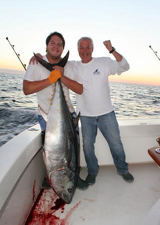 July 2013 Tuna Trip