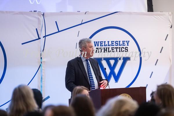 Wellesley College awards 5/9/2019