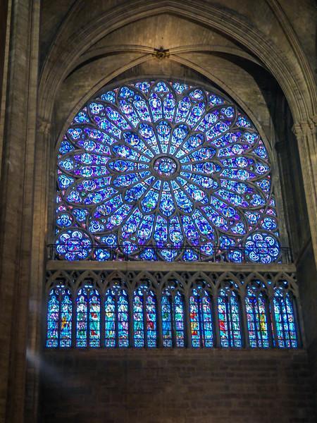 The Rose Window - Notre Dame - Paris