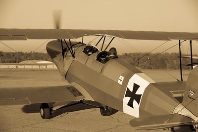 Buker BU-131 Jungmann
