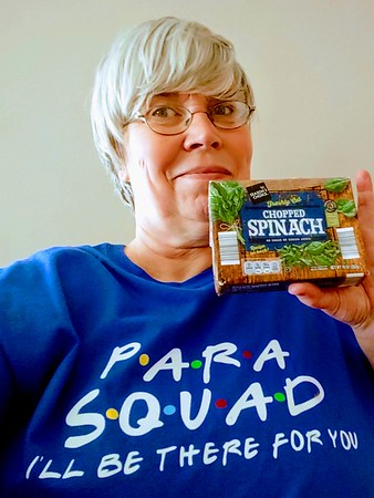 National Spinach Day! Veggies and Exercise