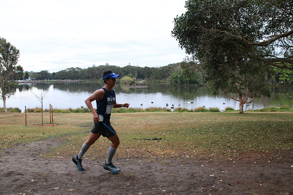 Sri Chinmoy Centennial Park Half-Marathon, 14km, 7km & 4km runs, Sunday 18 October 2020