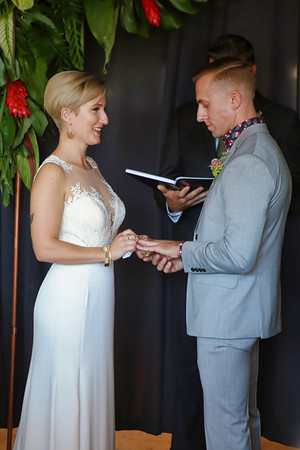 Meg & Carlo Wedding Mod Pics