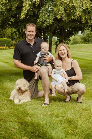 Olson, Vicki and Ben