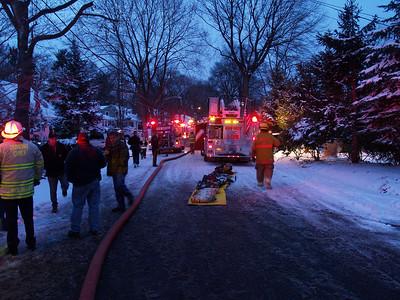 03-02-09 Haworth, NJ - 2nd Alarm