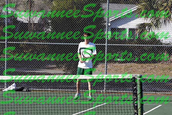 Suwannee High School Tennis 2009