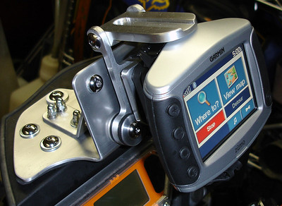 KTM 990 Adventure Garmin GPS Mount