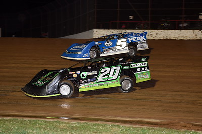 Lucas Oil Late Model Series - Lloyd Collins photos