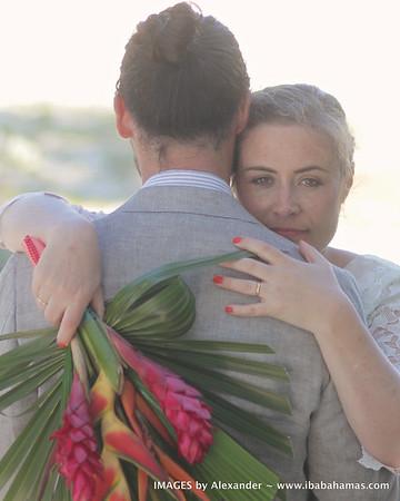 Dimitri & Ludivine | Destionation Wedding | Paradise Bay Resort | Exuma, Bahamas