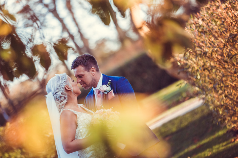 Mr & Mrs Evans - Newton Hall