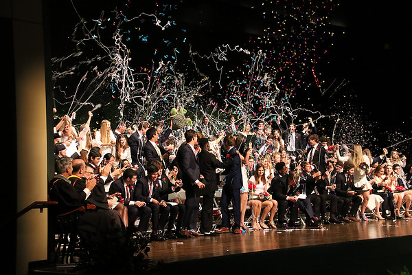 Class of 2017 Celebrates