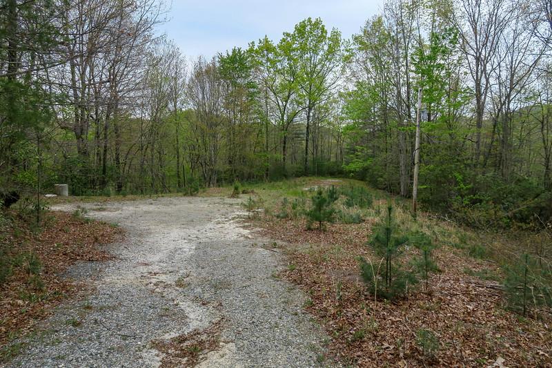 Interim Access Trail -- 2,720'