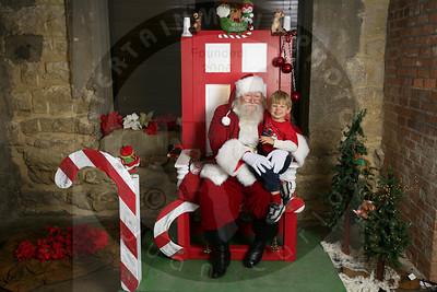 Santa Photos 2010
