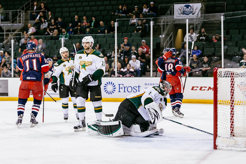 Texas Stars vs Grand Rapids Griffins at Cedar Park Center - May 8, 2014 - Stars win 5-2
