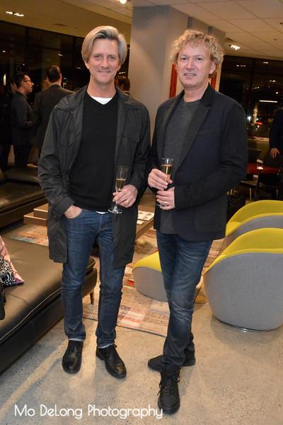 Chris Bergin and Martin Kobus