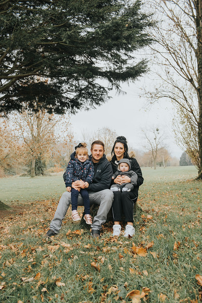 Family Shoot // Rory & Jess