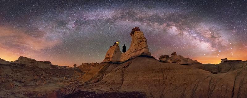 Wizard, Twin Peaks Panorama