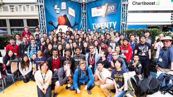 Gunn High School Attendees