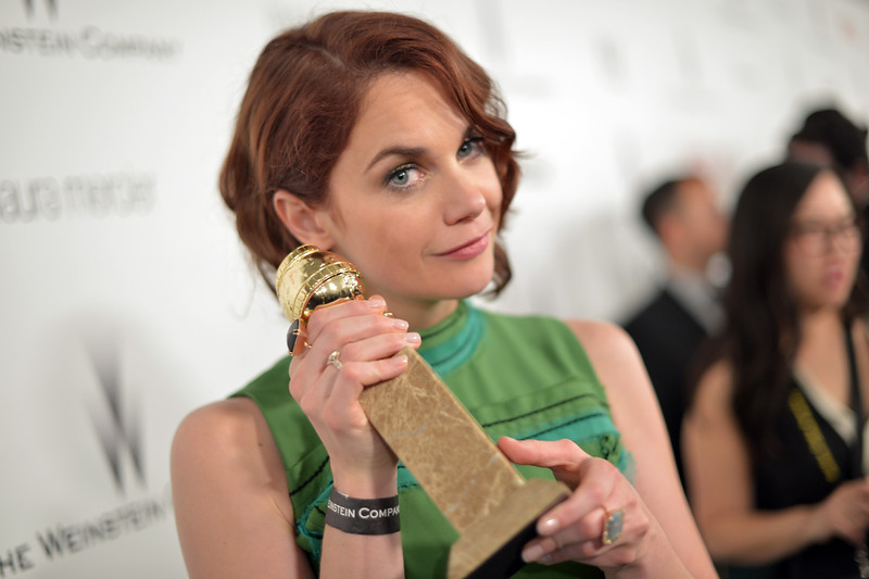 . Actress Ruth Wilson attends The Weinstein Company & Netflix\'s 2015 Golden Globes After Party presented by FIJI Water, Lexus, Laura Mercier and Marie Claire at The Beverly Hilton Hotel on January 11, 2015 in Beverly Hills, California.  (Photo by Charley Gallay/Getty Images for TWC)