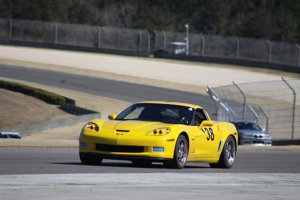 #38 Corvette
