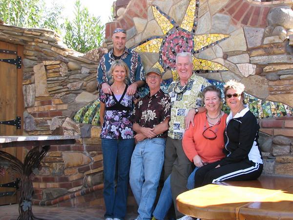 Paso Robles wine trip April 2009