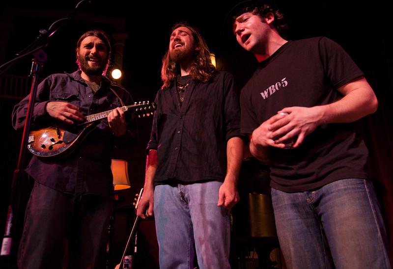 Kory Quinn CD Release April 13 2012