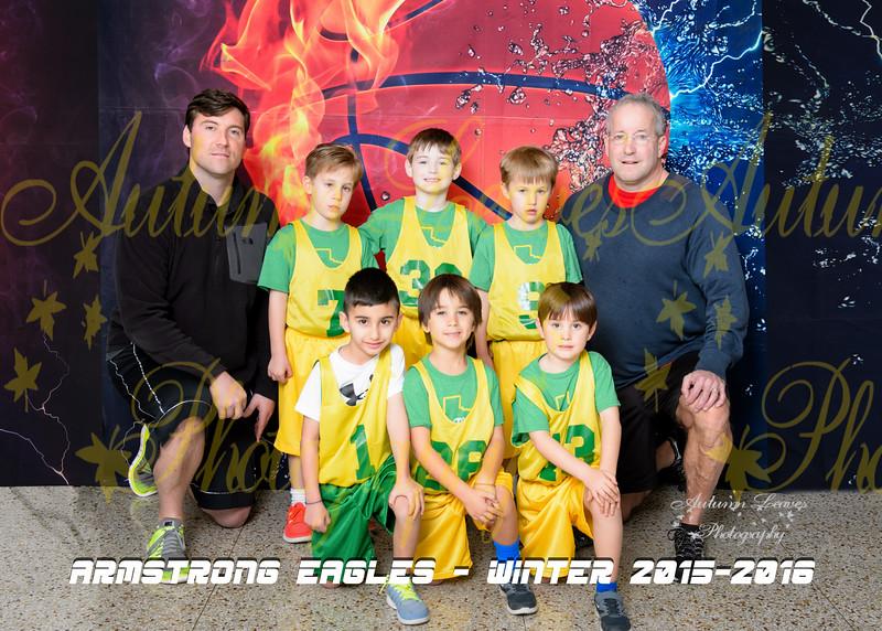 KB Amstrong - PCYMCA Basketball