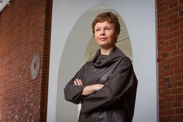 14098 Arts Management Program, Miriam Paeslack, Portrait, Anderson Gallery