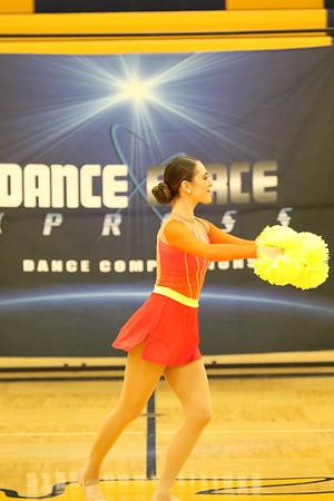 Small Varsity Dance Tech POM