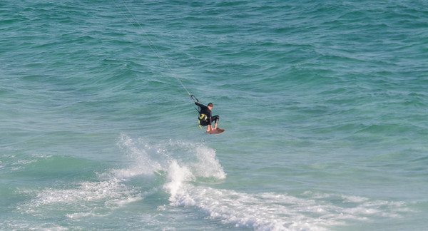 Kite Surfing - Max