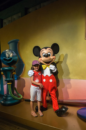 Disneyland - June 2016