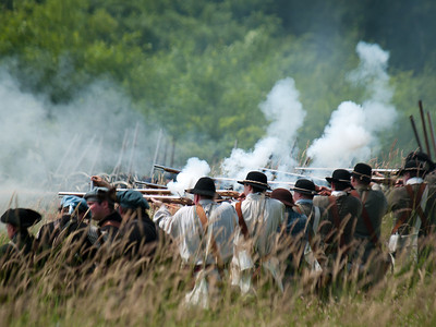 Ticonderoga Reenactment