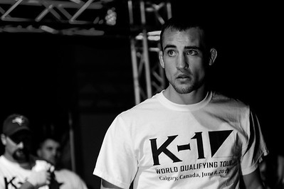K-1 Bout 09 Shane Campbell Def Justin Greskiewicz