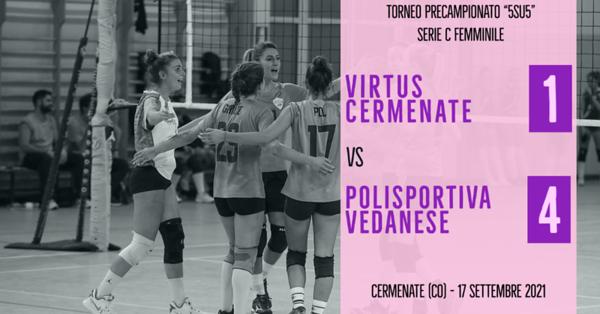 Cf: Virtus Cermenate - Pol. Vedanese