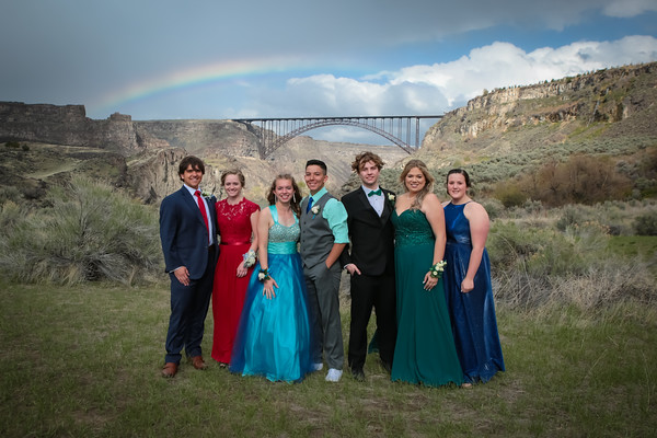 CRHS Prom 2021 Group 1