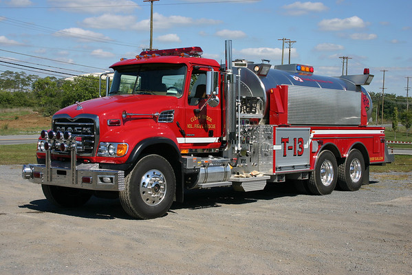 Company 13 - Clear Brook Fire & Rescue