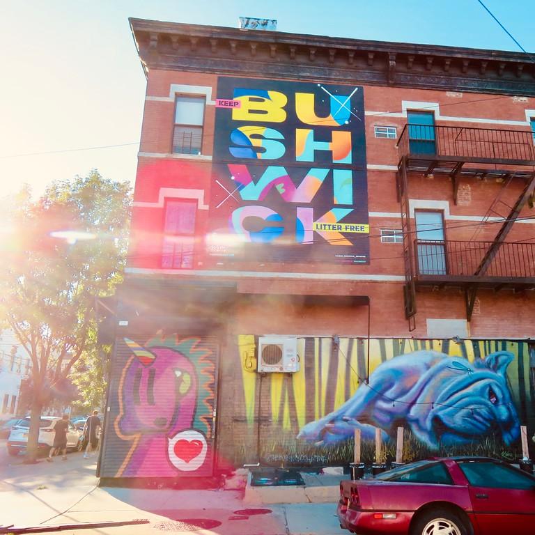 jason naylor bushwick street art mural brooklyn