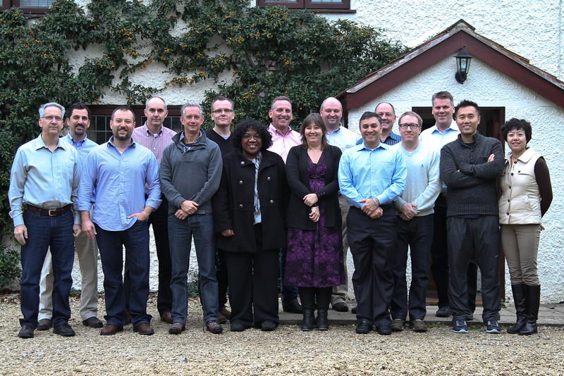 Team meeting Nov '11