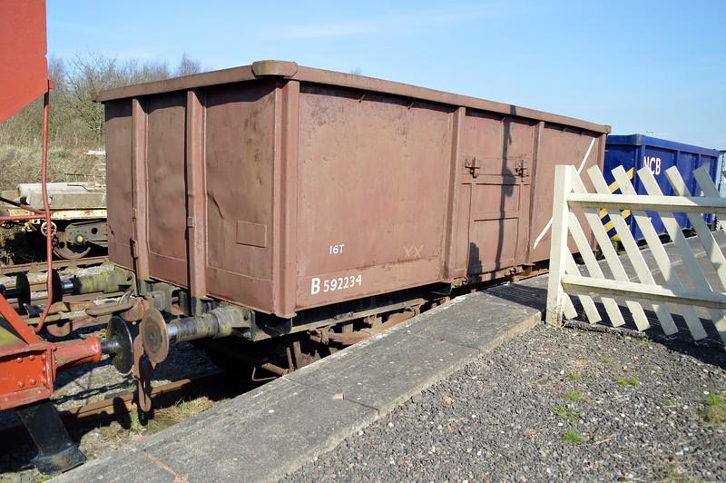 B592234 16t Steel Open     06/04/15