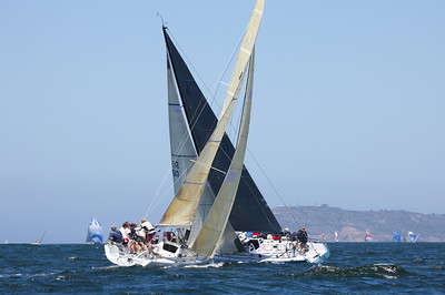Yachting Cup A Course Far Ocean Saturday