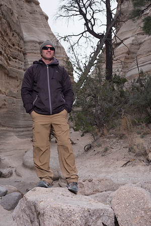 Tent Rock Location portraits