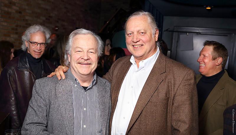 Steve Wright and Steve Wiese w/Tony Axtell, Wayne Cullin