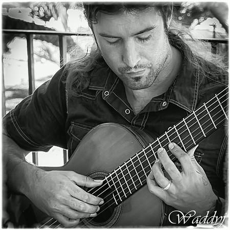 Guitarist- San Diego
