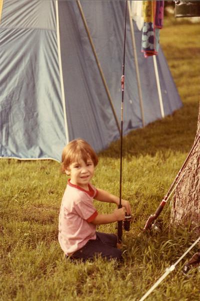Camping At Silver Valley